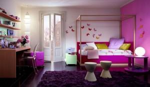 Comment Décorer La Chambre Dun Ado De Ans Walldesign - Comment decorer une chambre de fille