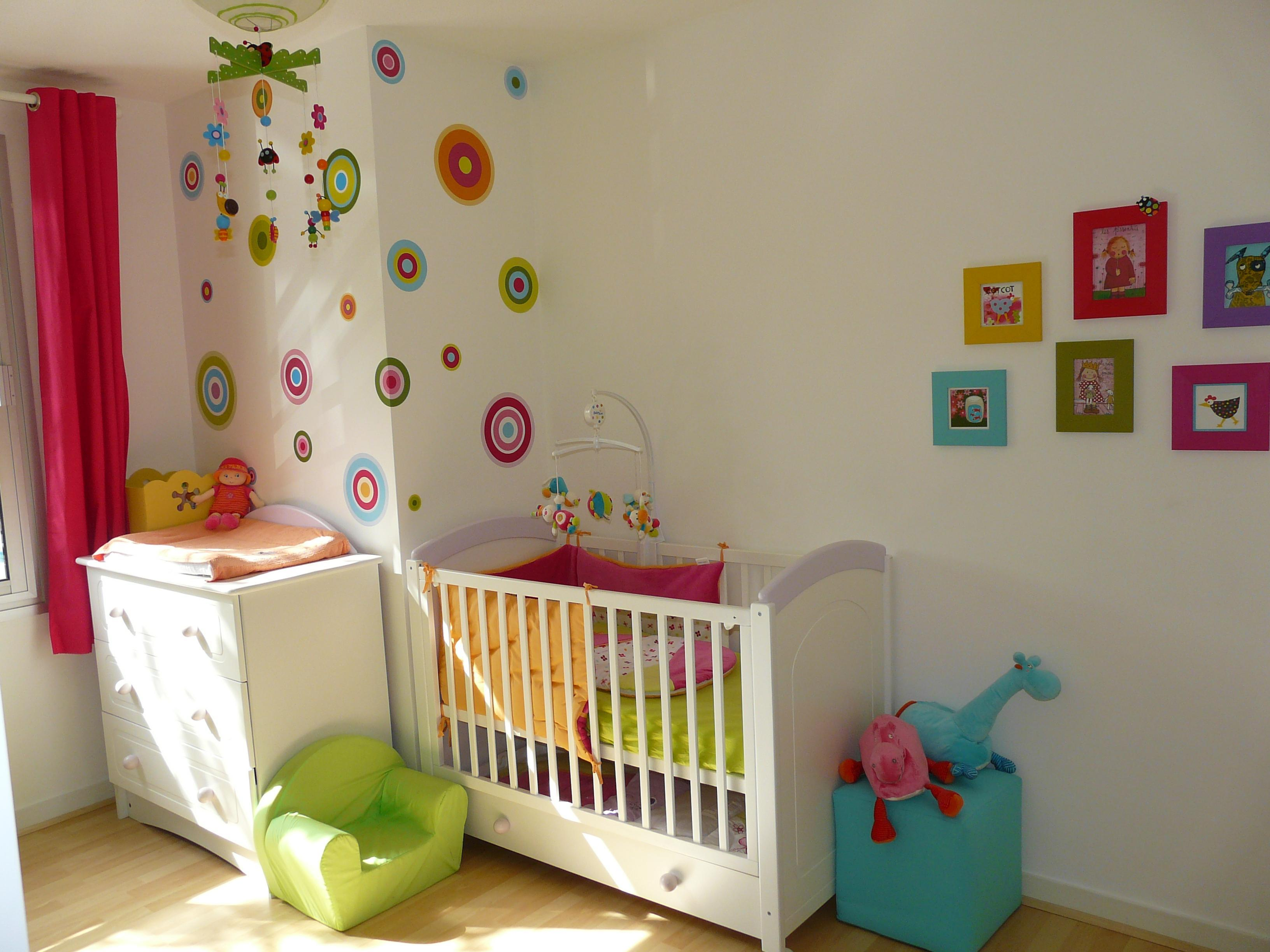 Walldesign for Decoration chambre enfant